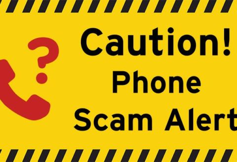 ODH Warns Residents about Phone Scam Alert