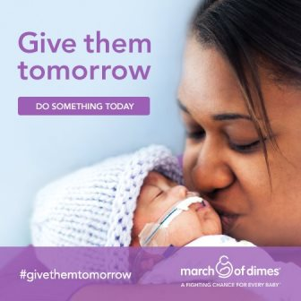 November 17th is World Prematurity Day
