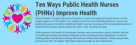 Our Public Health Nurses Rock!